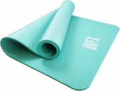 #DoYourFitness - XXL Fitness Mat - »Ashanti« - 190x100x1.0cm - turquoise