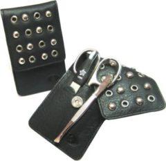 Sonstiges PFEILRING Pfeilring Taschen-Maniküretui, Nappaleder, schwarz, 3-teilige Bestückung