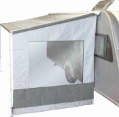 Bo-Camp Zijwand Voor Luifel - Universeel - 2,50 Meter - Licht Grijs