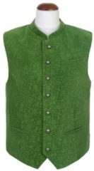 Herren Weste 'DIX' mit Stehkragen Spieth & Wensky schwarz grün