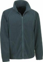 Donkergroene Senvi Fleece Vest - Warm en Lichtgewicht - Kleur Dennengroen - XL