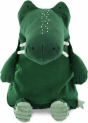 Trixie Baby Accessoires Plush toy small Mr. Crocodile Groen