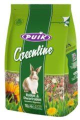 Groene Puik Greenline Konijn&Dwergkonijn Sensitive 1,5 kg