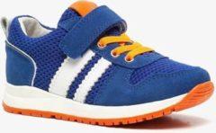TwoDay suede jongens sneakers - Blauw - Maat 24
