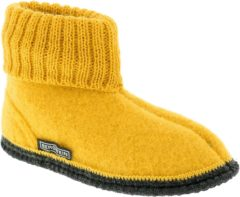 Gele Bergstein Cozy Sloffen - Junior Unisex - Yellow - Maat 31