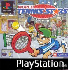 Playstation World Tennis Stars PS1