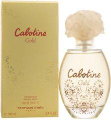Gres Parfums Gres Cabotine Eau De Toilette Gold 100 ml - Voor Vrouwen