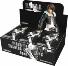 Square Enix Final Fantasy Opus 2 Booster Display