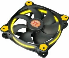 Gele Thermaltake behuizing-ventilator 140mm Riing 14 LED Yellow
