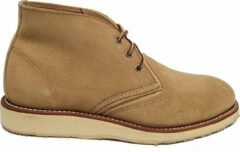 Zandkleurige Red wing shoes Red Wing Work Chucka 03143 Sand Maat 41