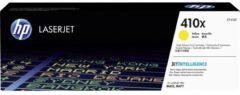 HP 410X CF412X Tonercassette Geel 5000 bladzijden Origineel Tonercassette