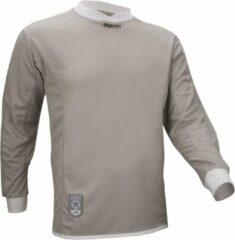 Avento - Keepersshirt - Kinderen - Maat L/XL - Grijs/Wit
