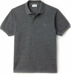 Lacoste Poloshirt - Maat S - Mannen - grijs