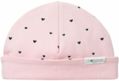 Roze Noppies G Hat REV New York - Light Rose - Maat 0 tot 3 maanden