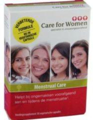 Care for Women Menstrual Care - 30 Capsules - Voedingssupplement