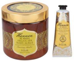 Ottoman Tunesischer Amber Peeling Set