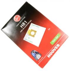 Hoover Pure Epa Staubsaugerbeutel H81, 35601865