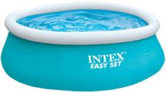 Intex Opblaaszwembad Easy Set Pool 183 x 51 cm blauw
