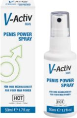 Hot-Hot V-Activ Penis Power Spray 50 M-Creams&lotions&sprays