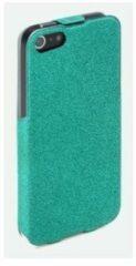 Groene Rock Eternal Flip Case Apple iPhone 5/5S/SE Green