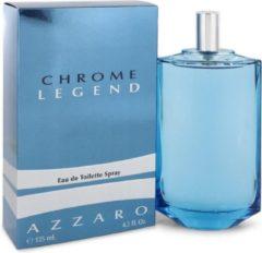 Chrome Legend by Azzaro 125 ml - Eau De Toilette Spray