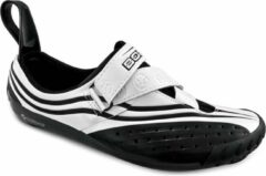 Witte BONT SUB-8 - Triathlon fietsschoen - White/black - maat EU44,5. OUTLET!!