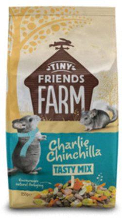 Afbeelding van Supreme Tiny Friends Farm - Charlie Chinchilla - 850 Gr