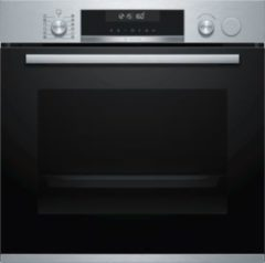 Bosch HRA558BS1 inbouw oven met AddedSteam stoomfunctie en ecoClean