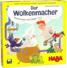 HABA Sales GmbH & Co.KG Haba Gezelschapsspel De Wolkenmaker Junior Karton 49-delig (de)