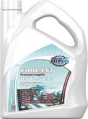 Donkerblauwe MPM Koelvloeistof -37 graden low phosphate - 5 liter