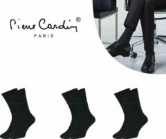 Zwarte Pierre Cardin 18-pack Socks Classic Black 39/42