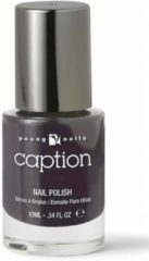 Paarse Young Nails - Caption Caption Nagellak 030 - Straight up, no sugar - 10ml
