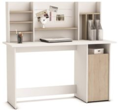 Young Furniture Bureau Ambre 135 cm breed in wit