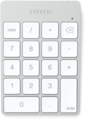 Zilveren Satechi Slim Wireless Keypad