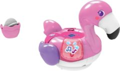 Roze VTech Blub Blub Bad Waterpret Flamingo - Badspeelgoed