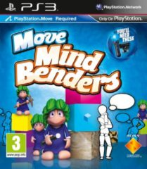 Sony Move Mind Benders - PlayStation Move