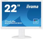 Iiyama ProLite B2280WSD-1 - LED-Monitor - 55.9cm/22'' - Weiß B2280WSD-W1