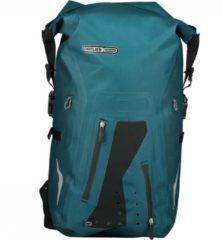 Blauwe Ortlieb Packman Pro2 Daypack 25L petrol/black backpack