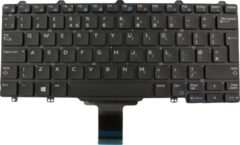 Zwarte Dell 4PTJF - QWERTY UK-Engels - Laptop Toetsenbord (Inbouw)