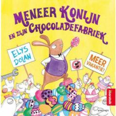Ons Magazijn Meneer Konijn en zijn Chocoladefabriek