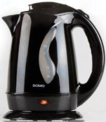 Zwarte Domo DOMO Waterkoker 2200 W 1,7 L zwart DO9019WK