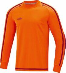 Jako Striker 2.0 Keepers Sportshirt - Maat 128 - Unisex - oranje/rood