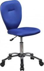 AMSTYLE Kinder-Schreibtischstuhl ANNA für Kinder ab 6 mit Lehne Rollen Kinder-Drehstuhl Kinder-Bürostuhl ergonomisch höhenverstellbar Jugendstuhl für