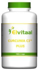 Curcuma C3 plus van Elvitaal : 180 capsules