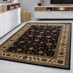 Adana Carpets Oosters vloerkleed - Marrakesh zwart 210 120x170cm