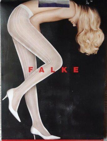 Afbeelding van Falke fantasy panty maat 38/40 (S/M) paars