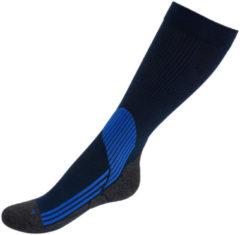 Xenos Coolmax wandelsokken - blauw - maat 35-38