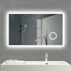 Dimulux Corvi LED badkamer spiegel verwarmd 800x600 mm