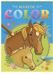 Deltas- Manege kleurboek