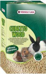 Versele-Laga Cubetto Wood Houtkorrels - Bodembedekking - 12 l 7 kg